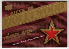 2008 UD A Piece of Hollywood Dana Carvey Wayne's World Costume Relic #HM-10 Card