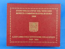Vatikan , 2 Euro , 2004 , Petersdom / Vatikanstaat in Original Folder  (K17)