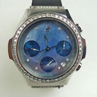 Hublot Steel Chrono Elegant With Diamond Automatic Reference #1810.844.1.54