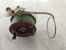 Vintage Collectable Alvey Fishing Reel Wooden Great Condition