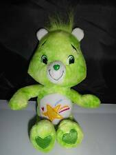 "Care Bears Oopsy Tie Dye 2007 Plush 8"" Retired"