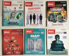 Which? Home Monthly Magazines