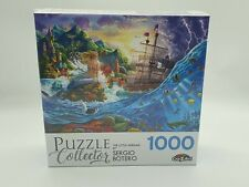 Puzzle Collector - The Little Mermaid by Sergio Botero - 1000 Pieces