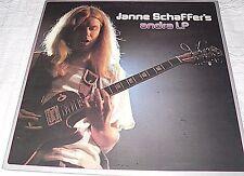 JANNE SCHAFFER SCHAFFER´S ANDRA LP SWE ORIG 1974 EUROPA FILM  RECORDS