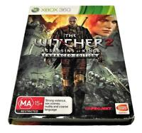 The Witcher 2: Assassins of Kings Enhanced Edition XBOX 360 PAL *Complete*