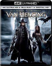 PRE ORDER: VAN HELSING   (4K ULTRA HD) - Blu Ray -  Region free
