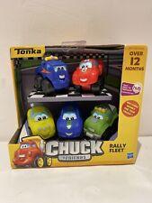 Tonka Chuck & Friends Rally Fleet