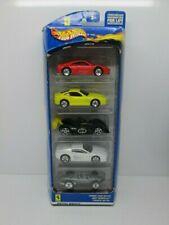 Mattel Hot Wheels Ferrari 5 Pack #57072