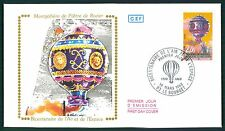 FRANCE FDC 1983 AVIATION MONTGOLFIERE BALLON BALLOON LUFTFAHRT bu20