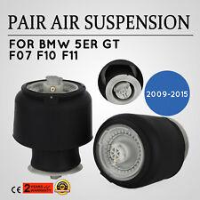Pro 2 Stück Für BMW 5er GT F07 F10 F11 Luftfederung Rear Suspension Free