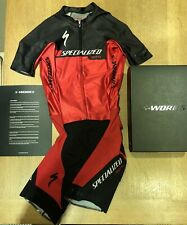 Specialized S-Works Evade GC Skinsuit, Small, Red/Black