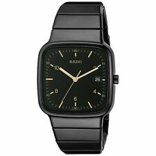 Rado Men's R28888172 True Black Ceramic Watch
