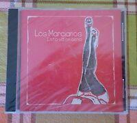 LOS MARCIANOS - ESTO VA EN SERIO - CD NUEVO Y PRECINTADO - INDIE POP ROCK