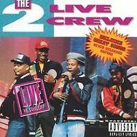 Live in Concert von The 2 Live Crew   CD   Zustand gut