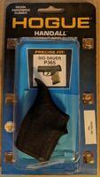 Hogue HANDALL Beavertail Rubber Grip Sleeve For Sig Sauer P365XL Black 18710 NEW