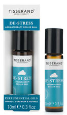 Tisserand DE-STRESS Aromatherapy Pulse Point Essential Oil ROLLER BALL 10ml