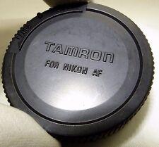"""Tamron Tappo Obiettivo Posteriore """" per Nikon """" 28-75mm 18-50mm 12-24mm Lenti Ai"""
