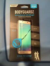 Lot Of 4pc Samsung  S6 EDGE Plus BodyGuardz ScreenGuardz Screen Protector