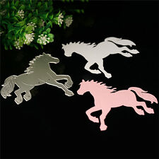 Horse Cutting Die Stencil For Scrapbooking Paper Card Embossing Craft DIY Vogue