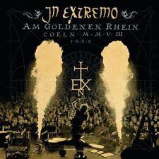 IN EXTREMO Am goldenen Rhein: Live 2008 2CD 2009