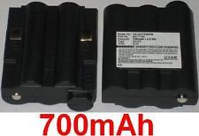 Batterie Pour Midland GXT700VP4 **700mAh**