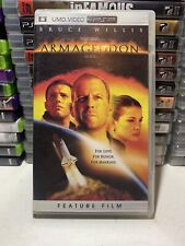 Armageddon (UMD Video, 2005) Movie Sony PSP PlayStation Portable