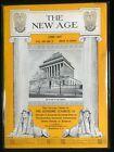 The New Age: The Official Organ of the Supreme Council 33゚, freemason, 1957, jun