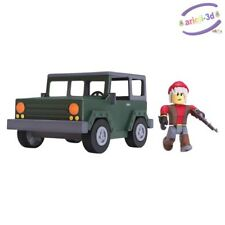 TOP ROBLOX TOOLKIT  SERIES 1 Action Figure RED LAZER GIANT HUNTER 7cm JAZWARE