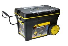 Stanley Mobile Tool Chest Professional Storage Box Rolling Toolbox Trolley Cart