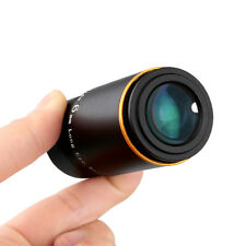 """1.25""""Ultra Wide 6MM 66° Eyepiece Multi-coated Lenses for Astronomy Telescopes"""