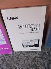 Atari Mikron Basic, Programmierhandbuch, eine Programmiersprache für den ST Comp
