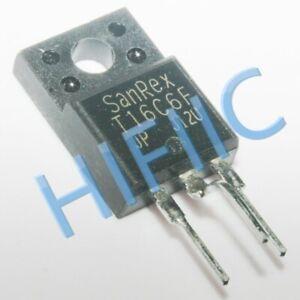 1PCS/5PCS T16C6F TO220F transistor