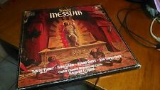 HANDEL MESSIAH ENGLISH CHAMBER ORCHESTRA & CHORUS RCA RED SEAL 3- ALBUM SET