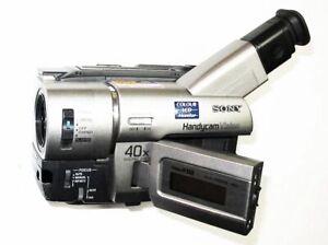 Sony Video8 (Hi8) Camcorder CCD-TRV37E vom Fachhändler