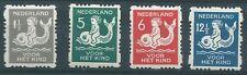 1929TG Nederland Roltanding Vierzijdige R82-85 postfris, mooie serie!!