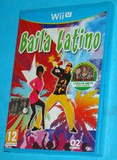 Baila Latino - Nintendo WII U - PAL New Nuovo Sealed