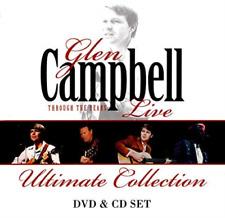 Glen Campbell Through The Years - Live CD DVD Set Sirh70