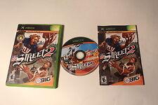 Xbox -  Complete CIB -  NFL Street 2