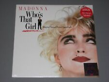 MADONNA Who's That Girl Soundtrack LP Back to the 80s New Sealed Vinyl