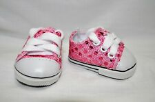 Fits Our Generation American Girl Doll Journey 18 Dolls Pink Sequin Sneakers