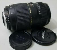 Tamron LD A017 70-300mm f/4.0-5.6 LD Di AF Lens For Canon *MANUAL FOCUS ONLY*