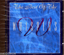 CD - The Whispers - The Best Of The Whispers (FUNKY) UK EDIT. 1995 - MINT SEALED