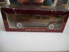 Rextoys Cadillac V16 Coupe de Ville Ferme 1938-1940 in Grey on 1:43 in Box