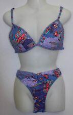 Billabong Women's Tahiti Crossback Bikini Top - Maldives 14