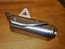 TRIUMPH STREET TRIPLE 675R 675-R OEM LEFT EXHAUST SILENCER MUFFLER CAN 2009-2012