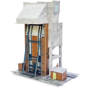 SUPERQUICK COALING TOWER MODEL KIT  A12