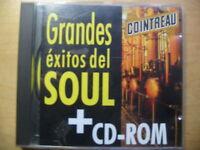 (7018)GRANDES EXITOS DEL SOUL+ CD-ROM