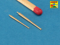 "Aber 1/350 German Aircraft Carrier ""Graf Zeppelin"" Gun Barrels Set"