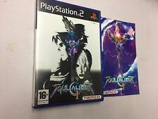 SOULCALIBUR  II PS2 PLAYSTATION 2  USATO