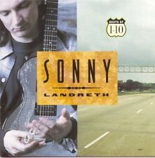 Sonny Landreth - South of I-10 [New CD]